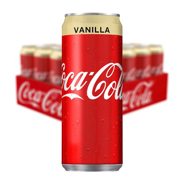 Coca-Cola Vanilla - 33 cl x 20 st