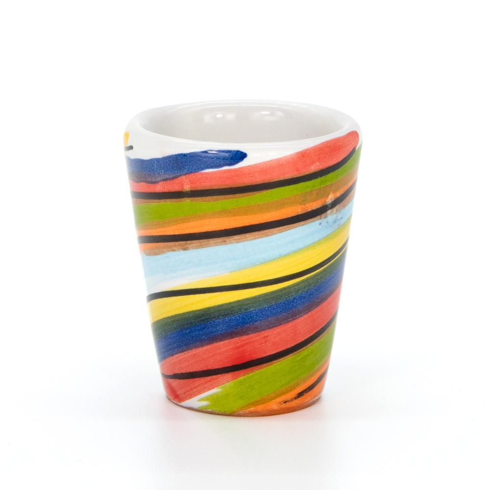 Rainbow Limoncello Cups by Sol'Art
