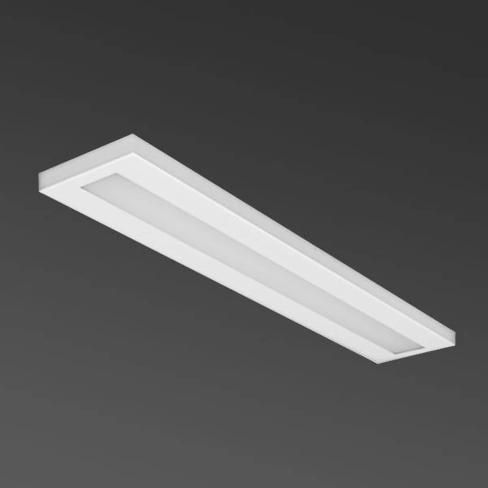 Utenpåliggende LED-lampe, firkantet 48 W, 3 000 K