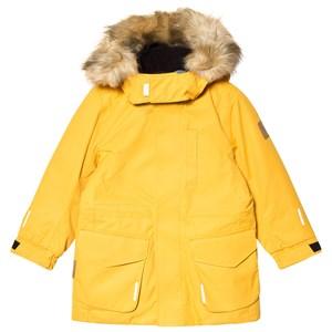 Reima Reimatec® Naapuri Jacka Warm Yellow 134 cm (8-9 år)