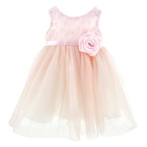 MissMiniMe Dockklänning Pink Dream 4 - 12 år