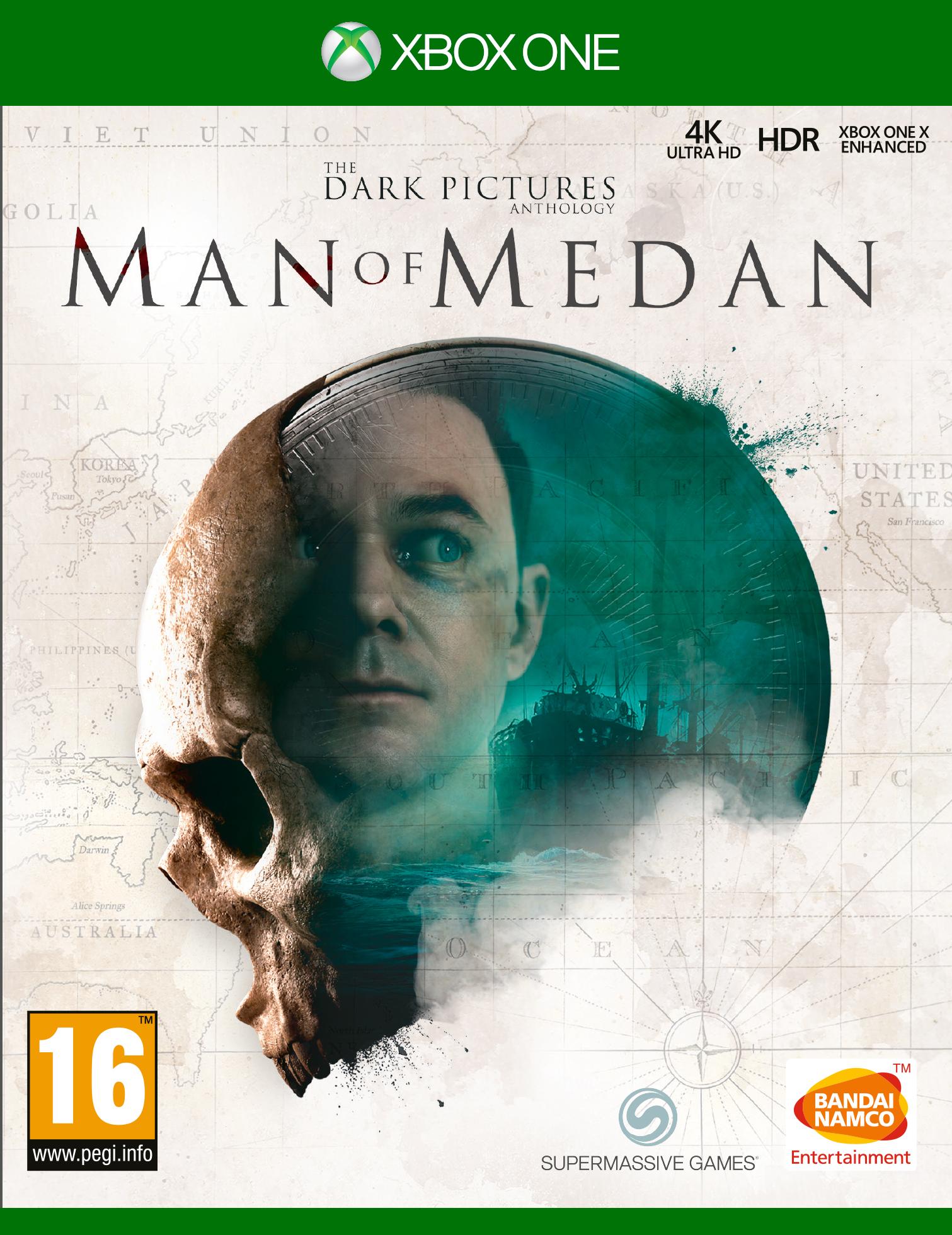 The Dark Pictures Anthology - Man of Medan