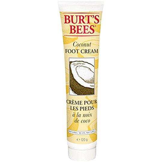 Burt's Bees Coconut Foot Creme, 120 g Burt's Bees Jalkojenhoito