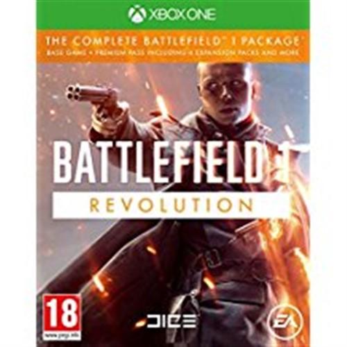 Battlefield 1: Revolution Edition (Xbox One)