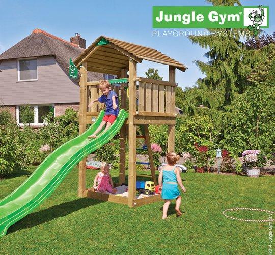 Jungle Gym Lekestativ Cottage Inkl. Sklie