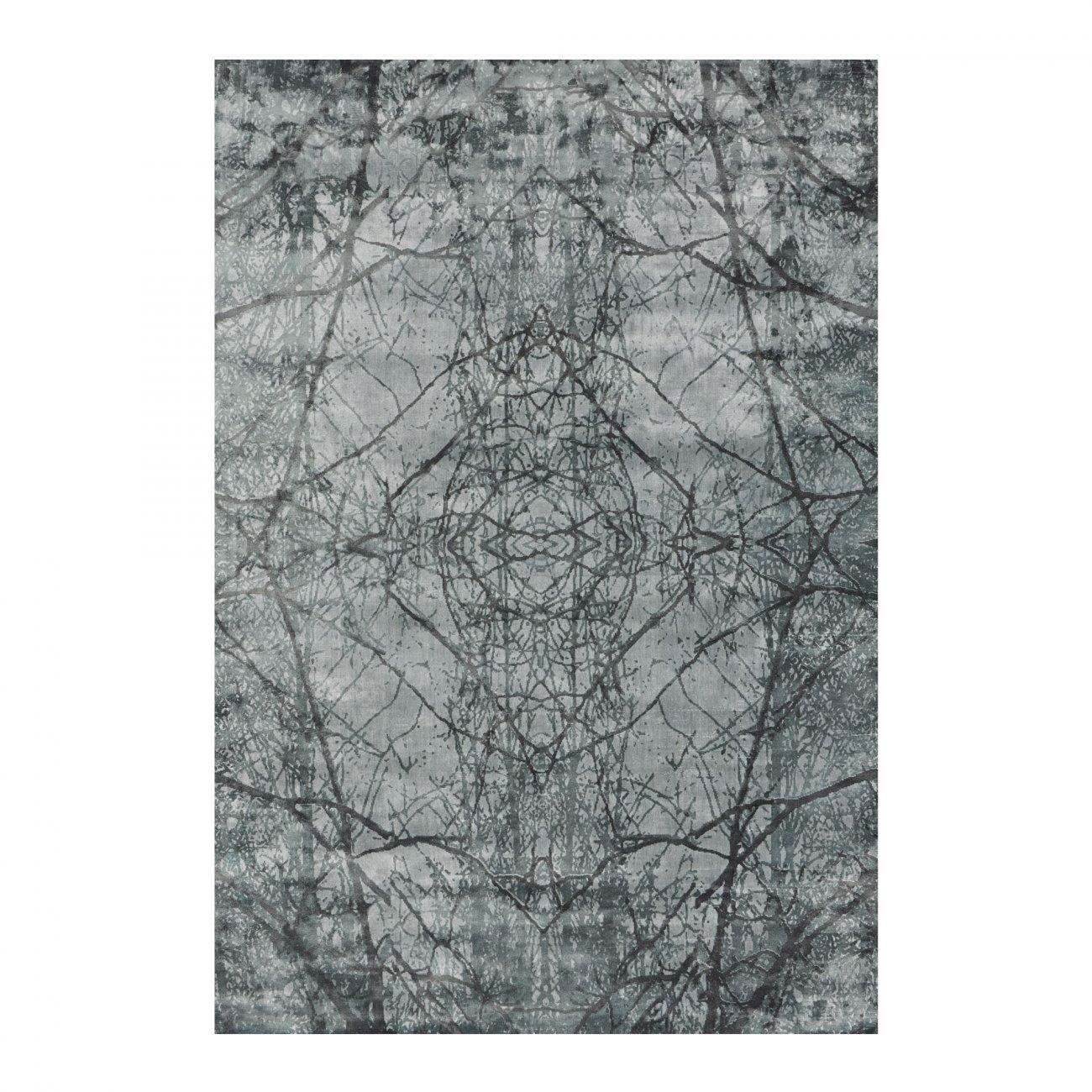 Viskosmatta AIMI 200 x 300 cm slate, Linie Design