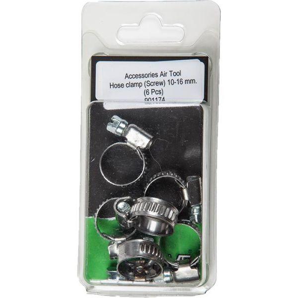ESSVE 901174 Slangeklemme 10-16mm, 6-pakning