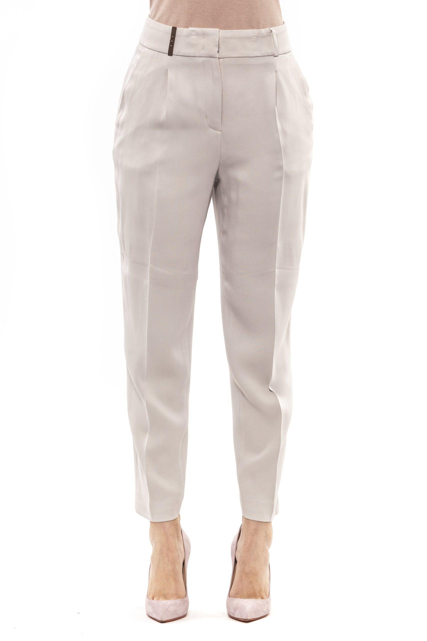 Beige Jeans & Pant - IT44 | M