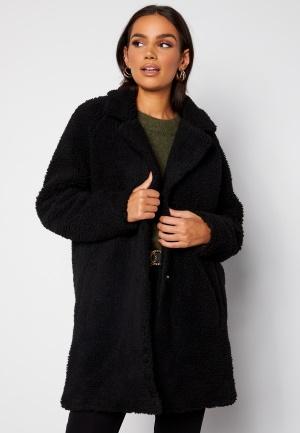 ONLY Laurelia Sherpa Coat Black M