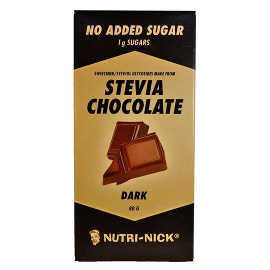 Mörk Choklad Stevia - 50% rabatt