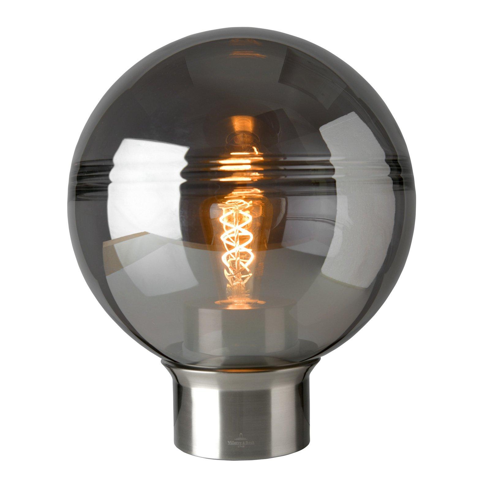 Villeroy & Boch Tokyo-bordlampe, sateng Ø 30 cm