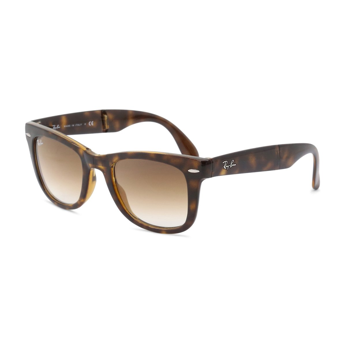 Ray-Ban Unisex Sunglasses Various Colours 0RB4105 - brown-1 NOSIZE