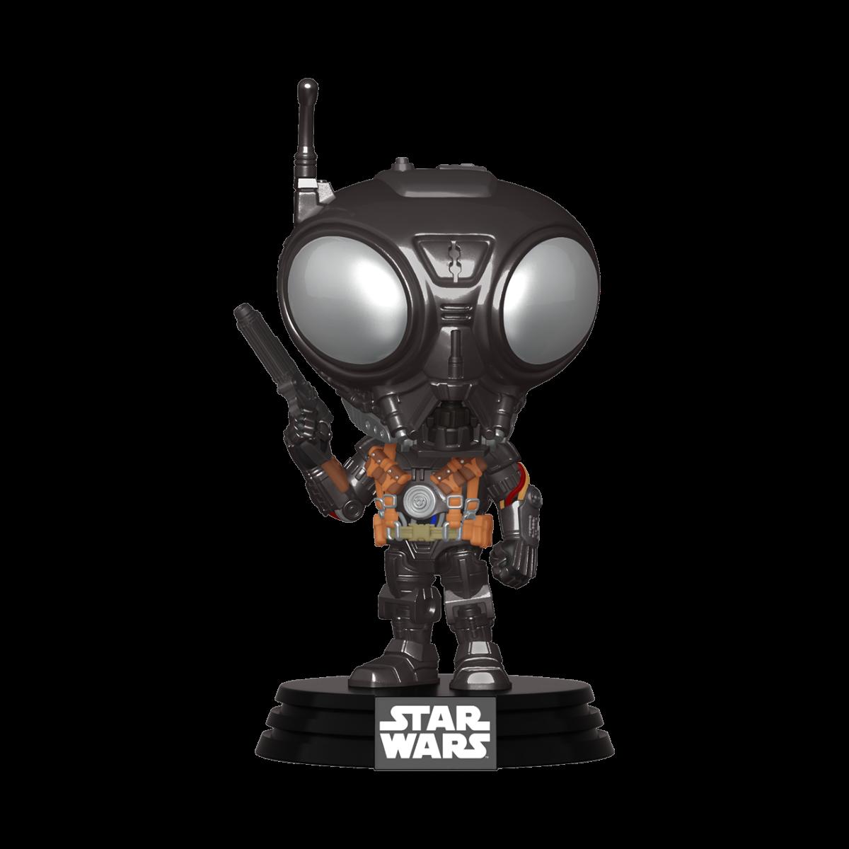 Funko POP! - Star Wars: The Mandalorian - Q9-O (MT) (45541)