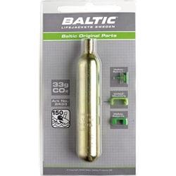 Baltic CO2-patron 33g med säkerhetsstift