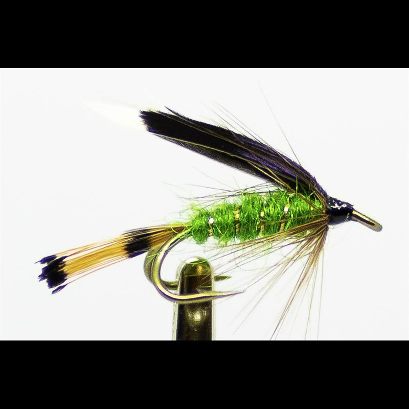 Heckam Peckam Green #8 Dobbelkrok