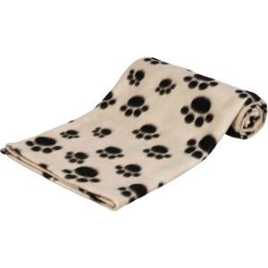 Hundfilt Trixie Beaney Fleece Beige 100x70 cm