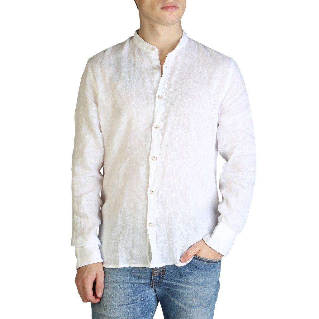 Yes Zee Men's Shirt Various Colours C506_U400 - white S