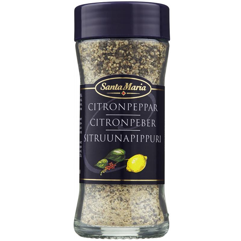 Citronpeppar 58g - 53% rabatt