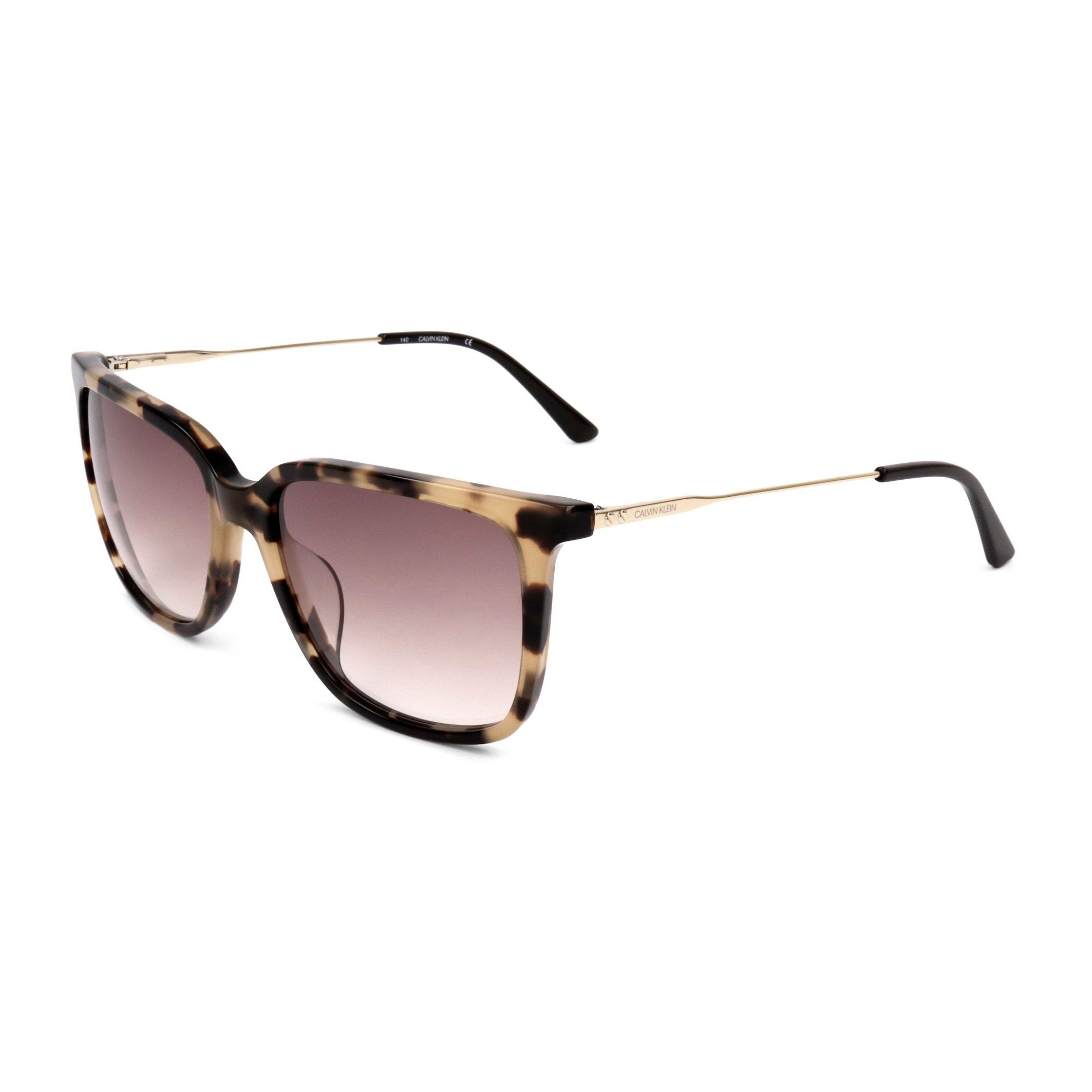 Calvin Klein Women's Sunglasses Various Colours CK19702S - brown NOSIZE