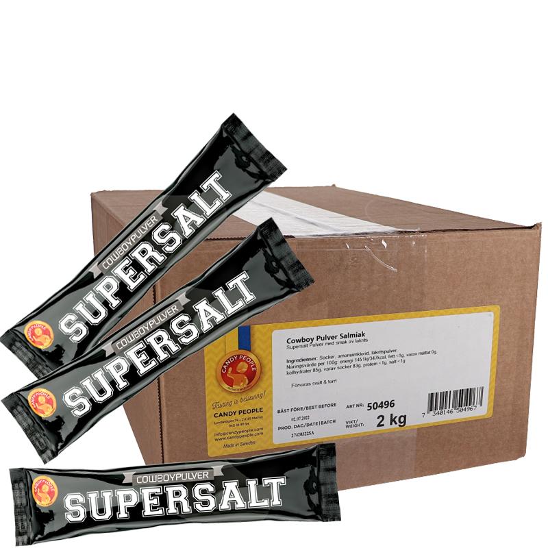 Cowboypulver Supersalt - 43% rabatt