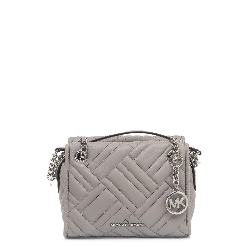 Michael Kors Women's Kathy Shoulder Bag Grey 346994 - grey NOSIZE