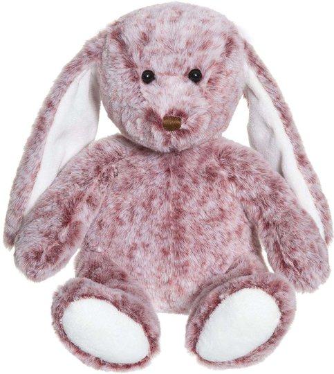 Teddykompaniet Kosedyr Kanin, Rød