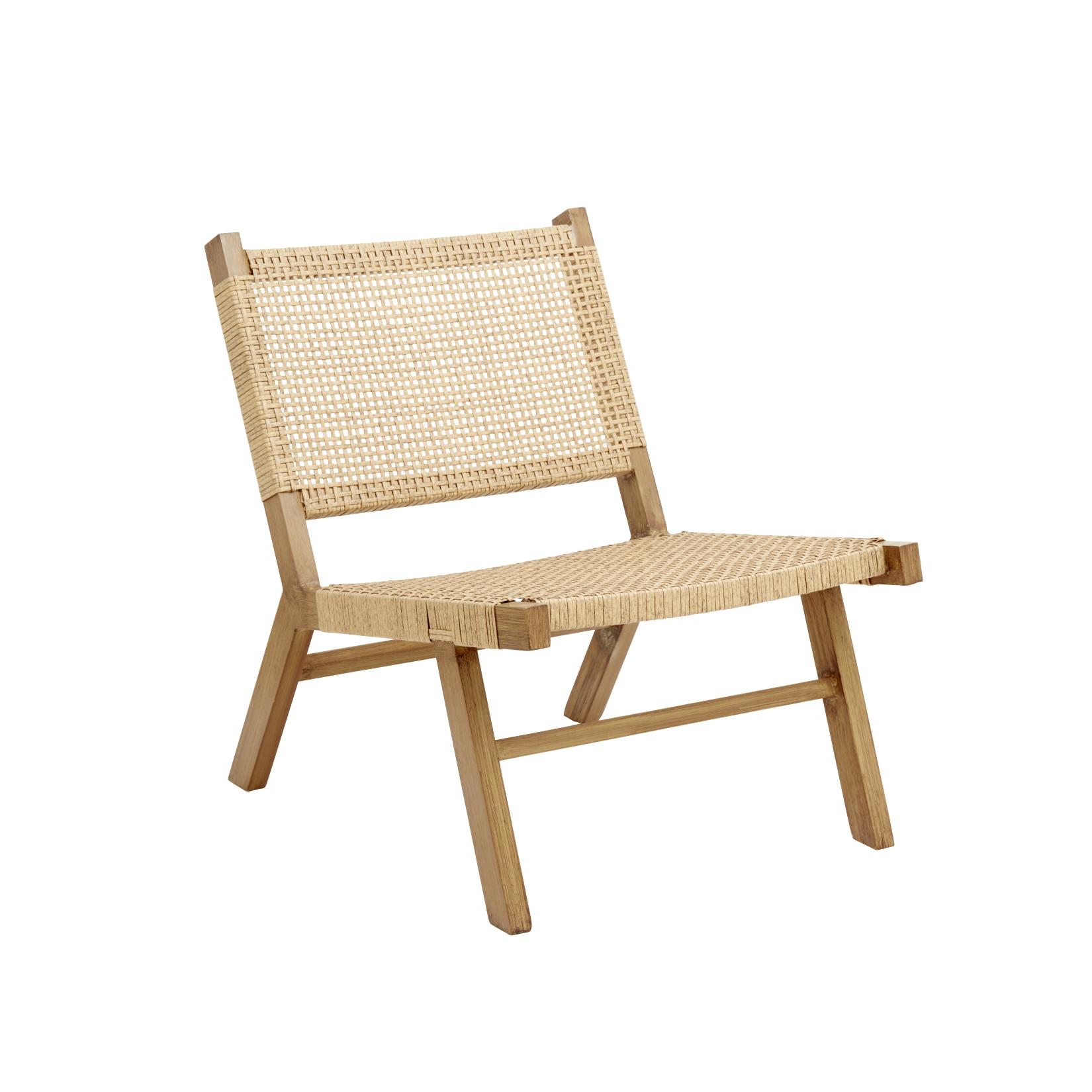Lounge stol VASAI utomhus konstrotting, Nordal
