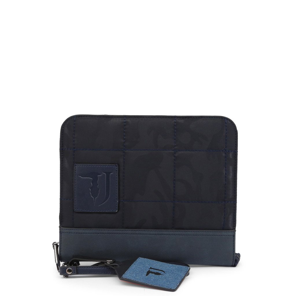 Trussardi Women's Handbag Various Colours TICINESE_71B00105-98 - blue NOSIZE
