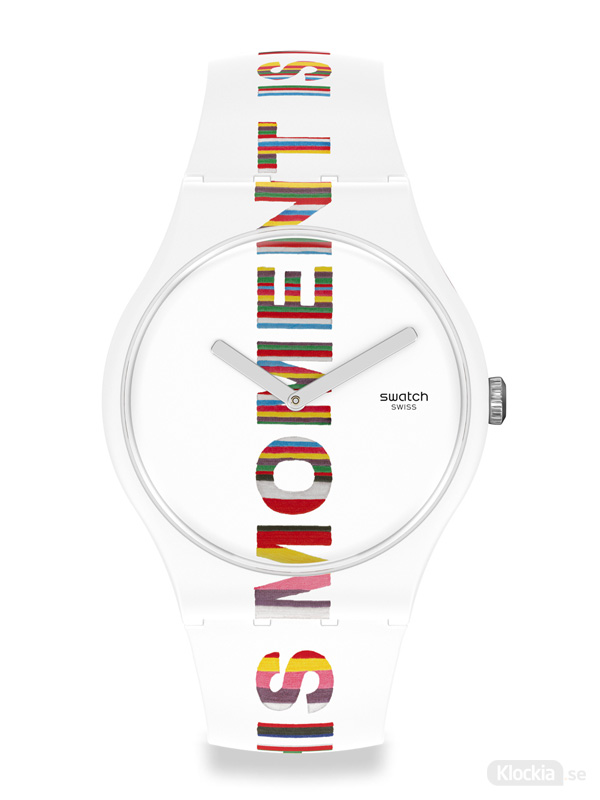 SWATCH Time's Magic SUOZ330