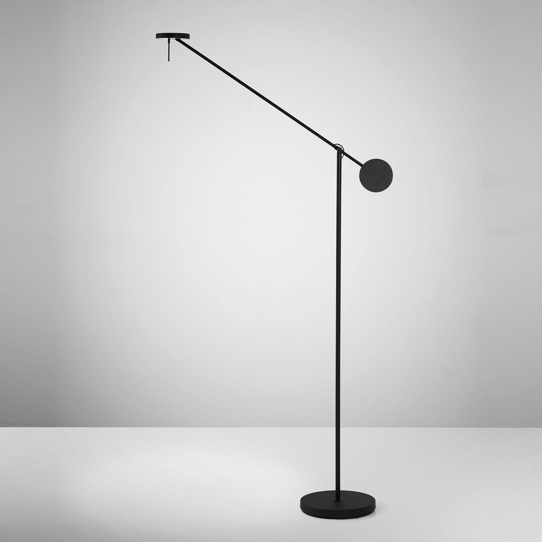 Grok Invisible -LED-lattiavalo 2 700K Touchdimmer