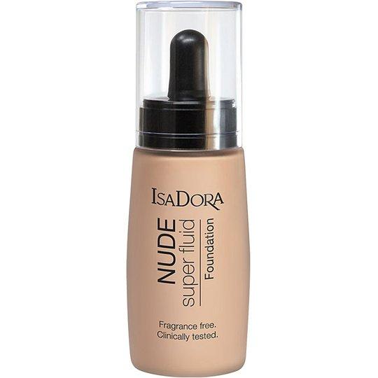 IsaDora Nude Super Fluid Foundation, 30 ml IsaDora Meikkivoide