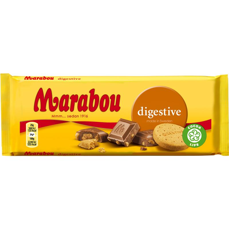 Marabou Chokladkaka Digestive 100g - 33% rabatt