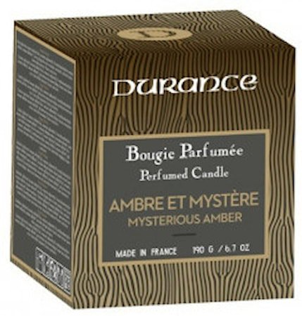 Durance Mysterious Amber Duftlys Veget