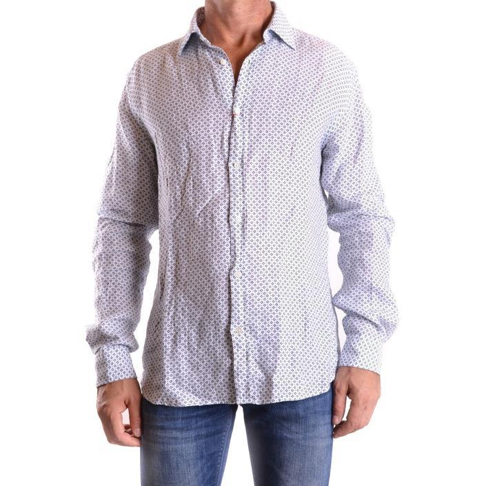Altea Men's Shirt White 160735 - white M