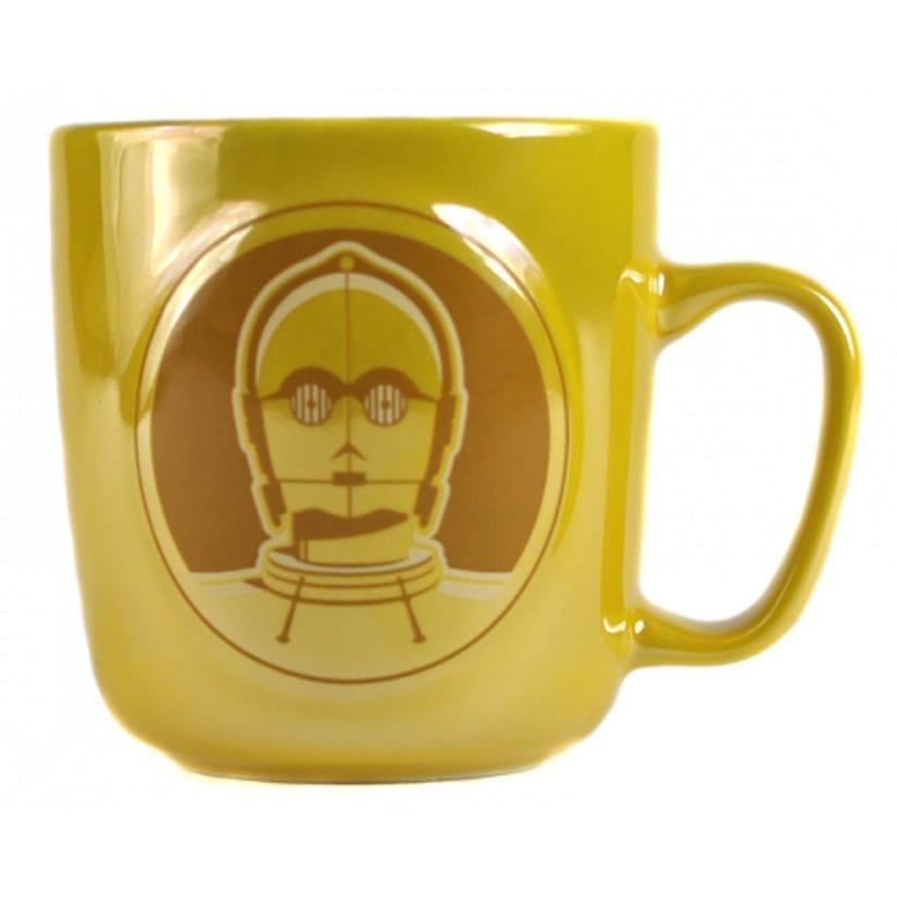Star Wars C3PO Mugg
