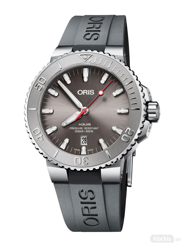 ORIS Aquis Date 43.5mm 733-7730-4153-07-4-24-63EB
