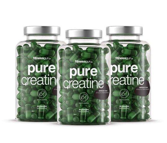 Pure Creatine 3-pack