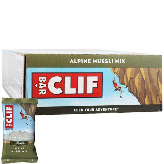Energiapatukat Alpine Muesli Mix 12kpl - 60% alennus