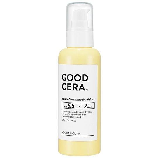 Good Cera Super Ceramide Emulsion, 130 ml Holika Holika Vaihe 9: Kosteusvoide
