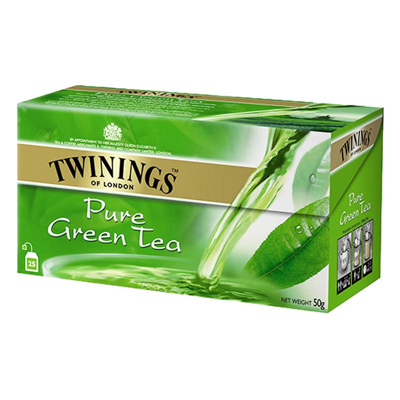Grönt Te 25-pack - 50% rabatt