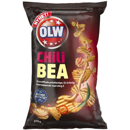 Chips Chili Bea - 19% rabatt