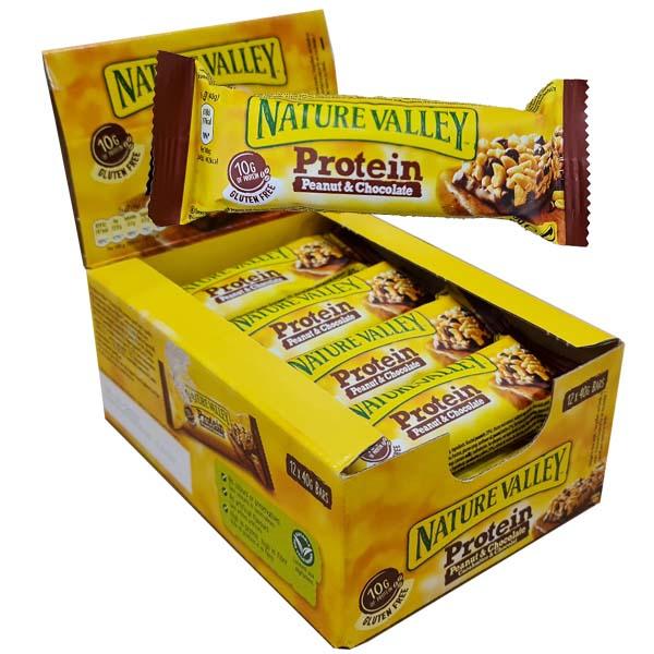 Nature Valley Peanut Choco. 40g x 12st