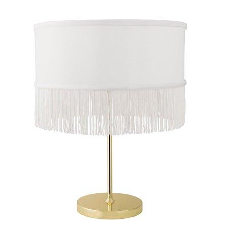 Bordlampe Gull Metal 35x45cm