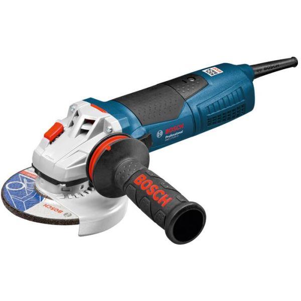 Bosch GWS 17-125 CI Vinkelsliper uten SDS-hurtigspennmutter, 1700 W