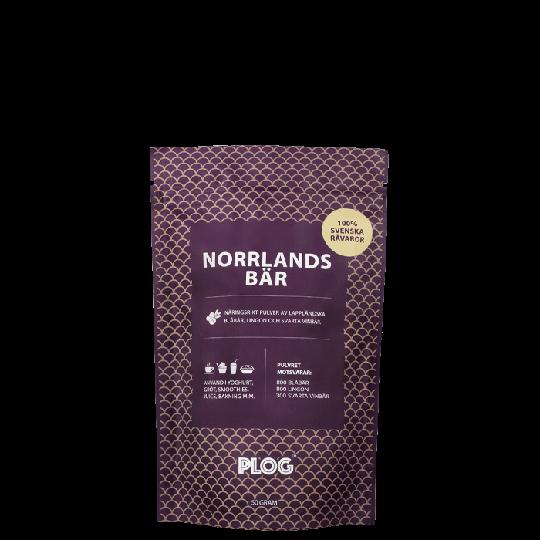 PLOG Norrlandsbär, 50 g