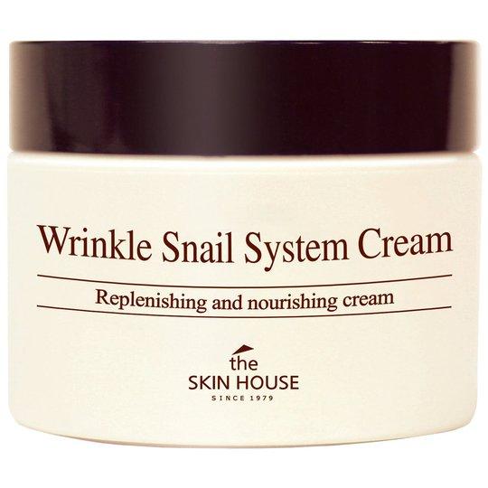 Wrinkle Snail System Cream, 100 ml The Skin House K-Beauty