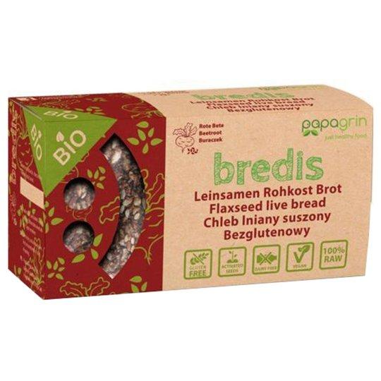 Linfrökex Rödbeta 70g - 55% rabatt