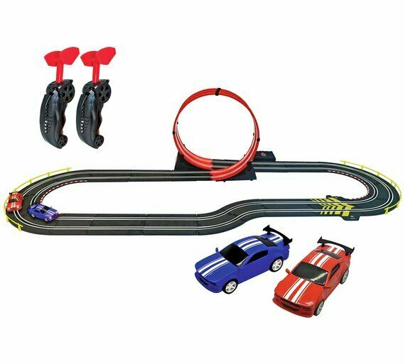Artin - Racing track w/2 x Loop (6,4 m) (20096)