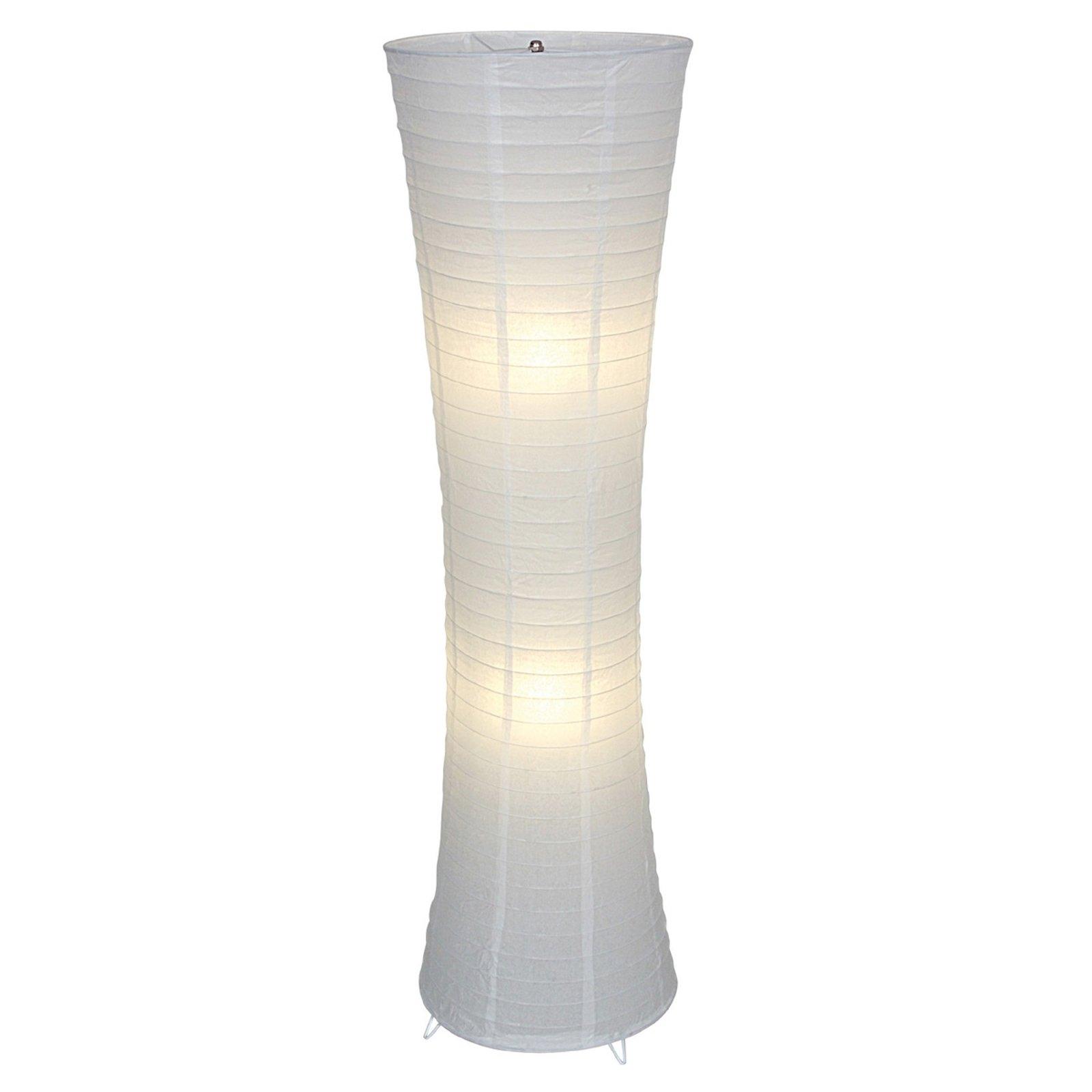 Ranpu gulvlampe hvit