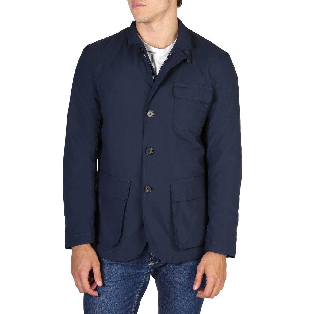 Hackett Men's Jacket Blue HM402177 - blue S